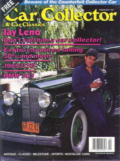 Car Collector - February 1991
