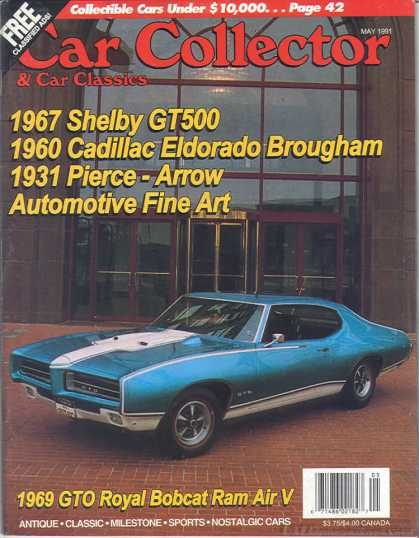 Car Collector - May 1991