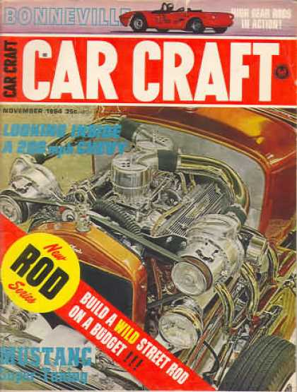 Car Craft - November 1964