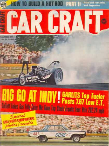 Car Craft - December 1964