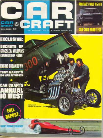 Car Craft - March 1965