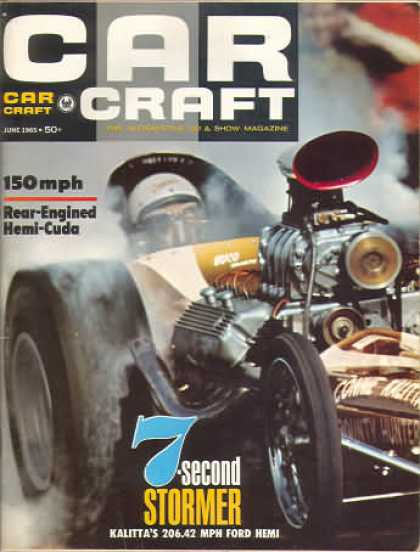 Car Craft - June 1965