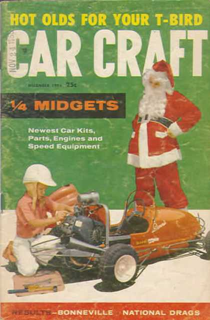Car Craft - December 1956