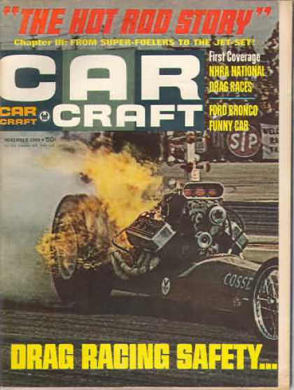 Car Craft - November 1966