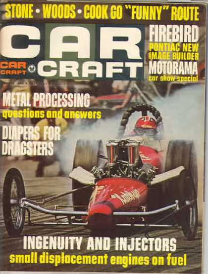 Car Craft - March 1967