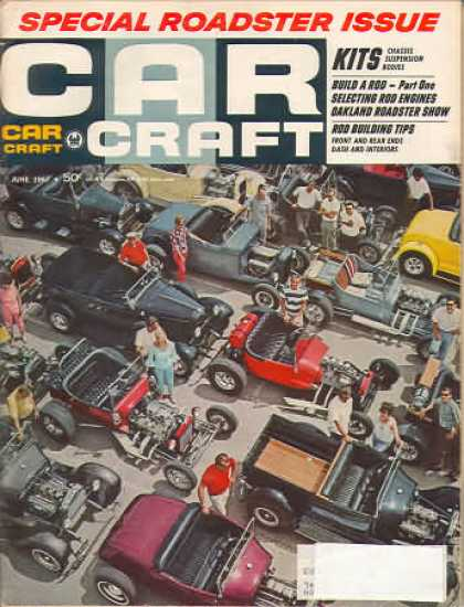 Car Craft - June 1967