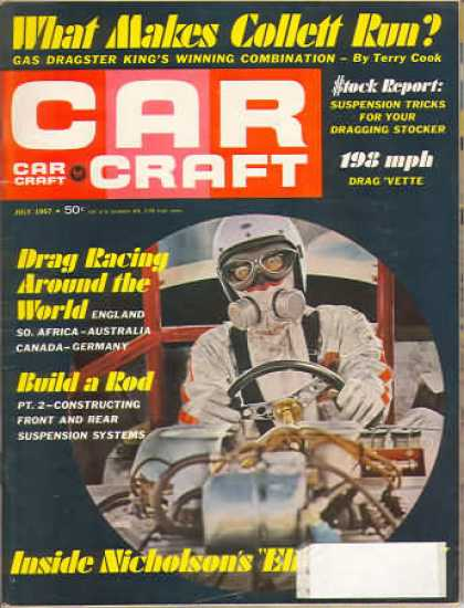 Car Craft - July 1967