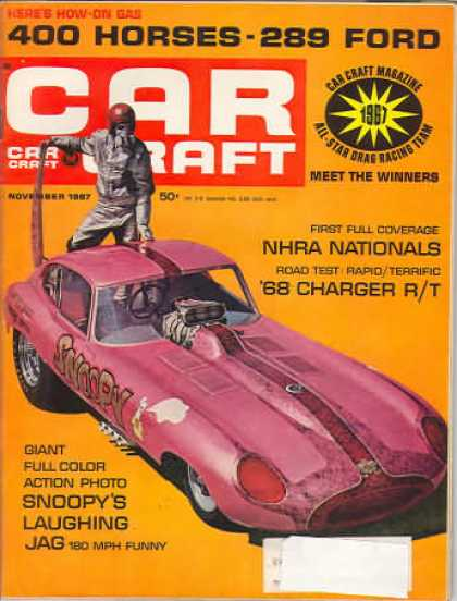 Car Craft - November 1967