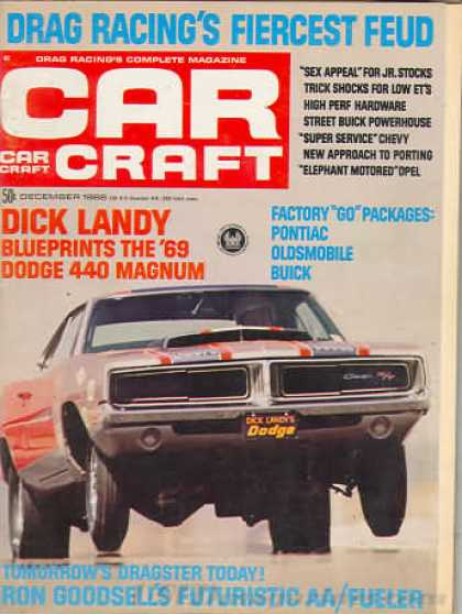 Car Craft - December 1968