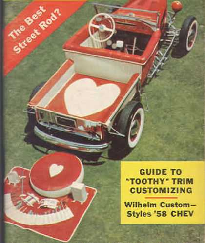 Car Craft - February 1958