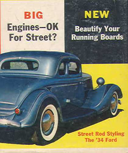 Car Craft - September 1958