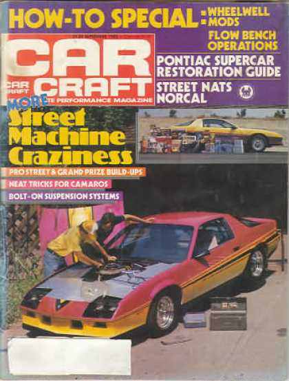 Car Craft - September 1982