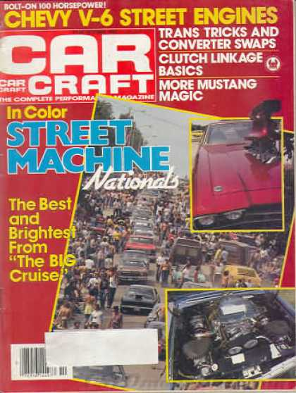 Car Craft - October 1982