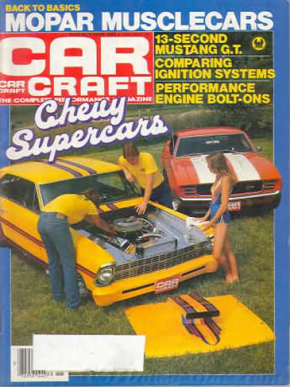 Car Craft - November 1982