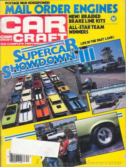 Car Craft - December 1982
