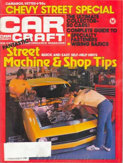 Car Craft - January 1983