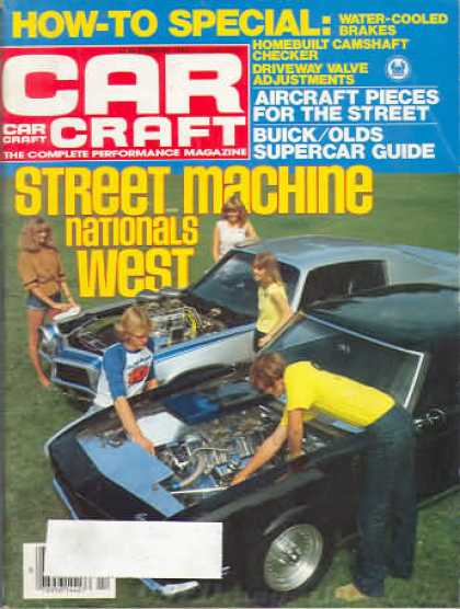 Car Craft - February 1983