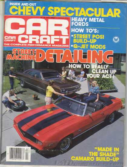 Car Craft - July 1983