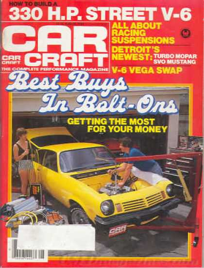 Car Craft - August 1983