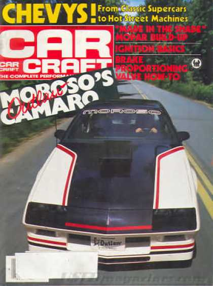 Car Craft - September 1983