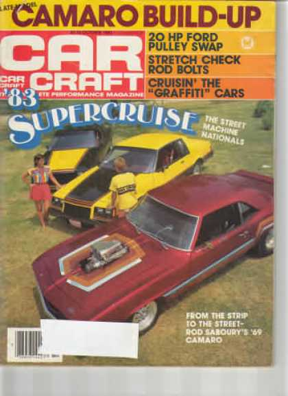 Car Craft - October 1983