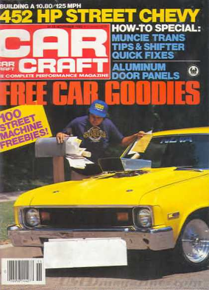 Car Craft - November 1983