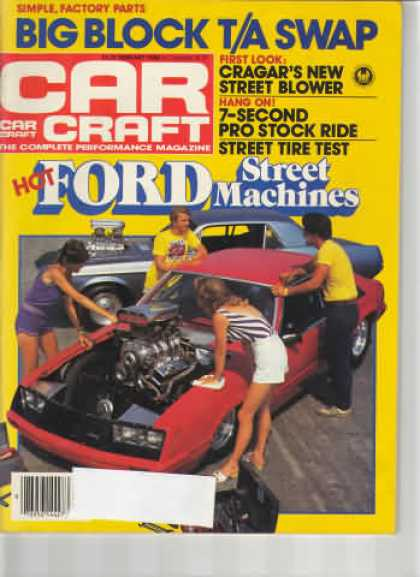 Car Craft - February 1984