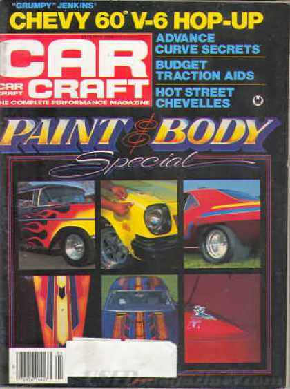 Car Craft - May 1984