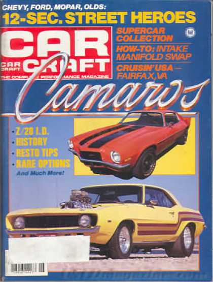 Car Craft - June 1984