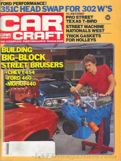 Car Craft - September 1984