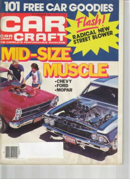 Car Craft - December 1984