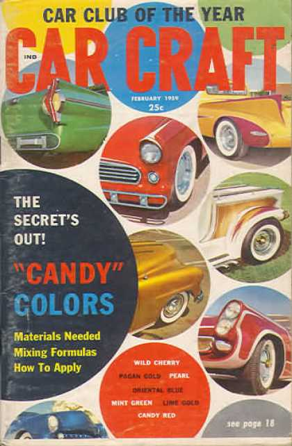 Car Craft - February 1959
