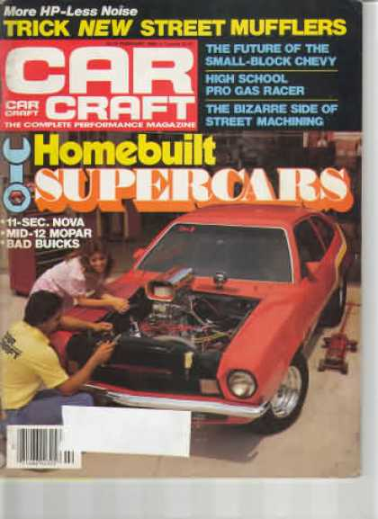Car Craft - February 1985