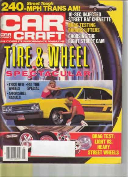 Car Craft - May 1985