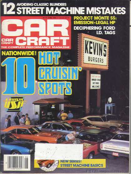 Car Craft - June 1985