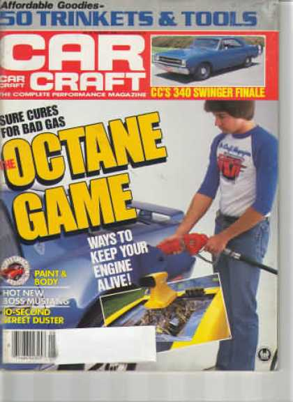Car Craft - August 1985