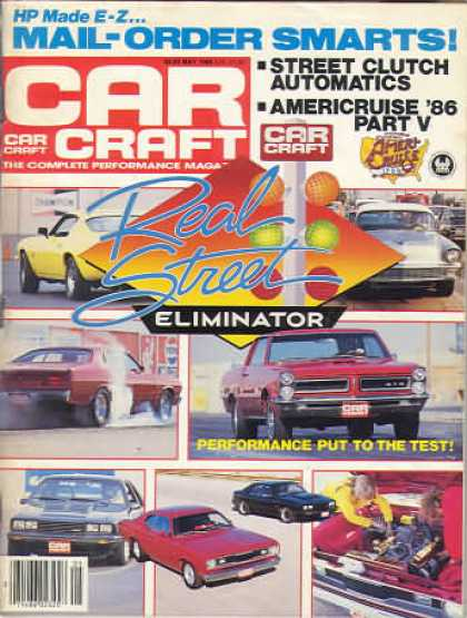 Car Craft - May 1986