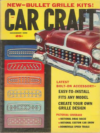 Car Craft - December 1959