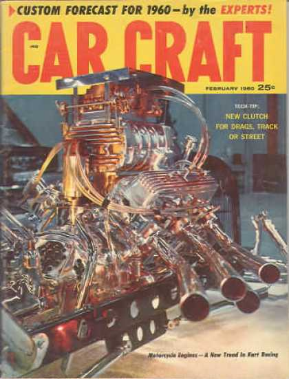 Car Craft - February 1960