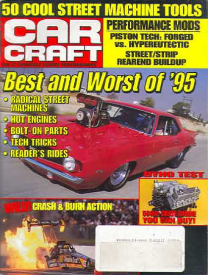 Car Craft - December 1995