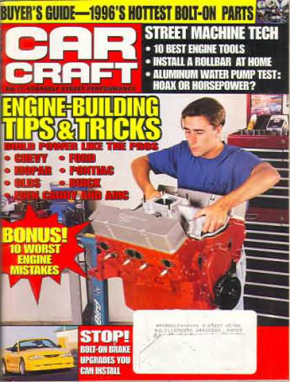 Car Craft - February 1996