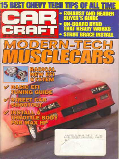 Car Craft - March 1996
