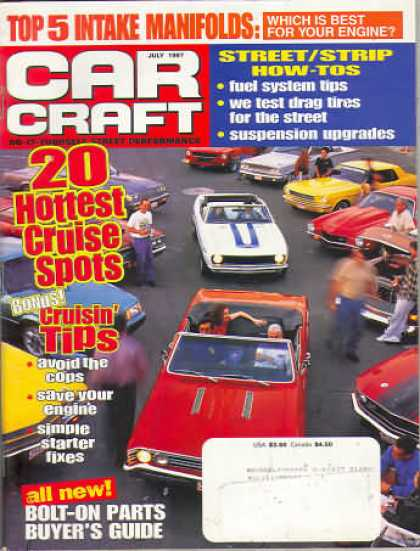 Car Craft - July 1997