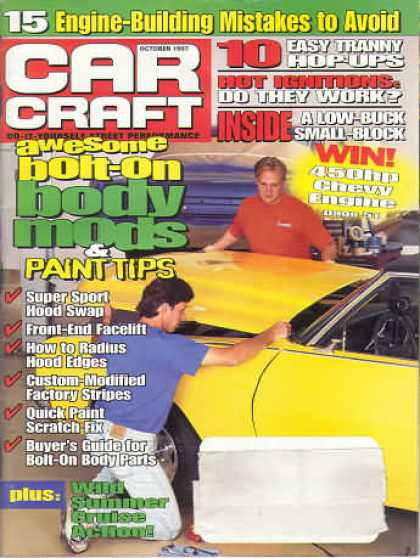Car Craft - October 1997