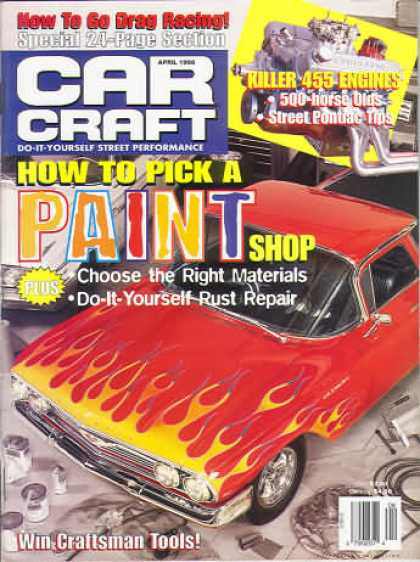 Car Craft - April 1998