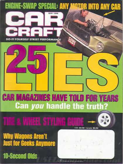 Car Craft - May 1998