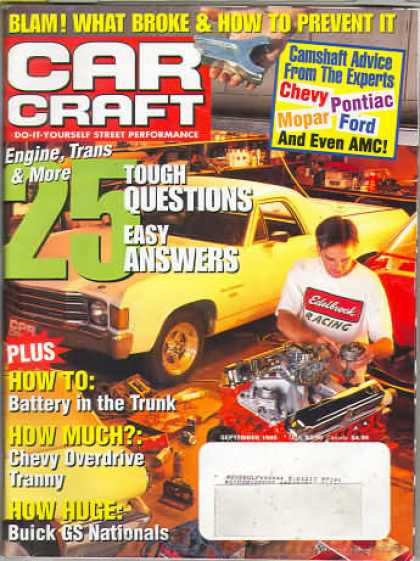 Car Craft - September 1998