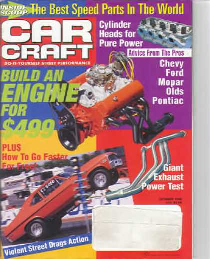 Car Craft - October 1998