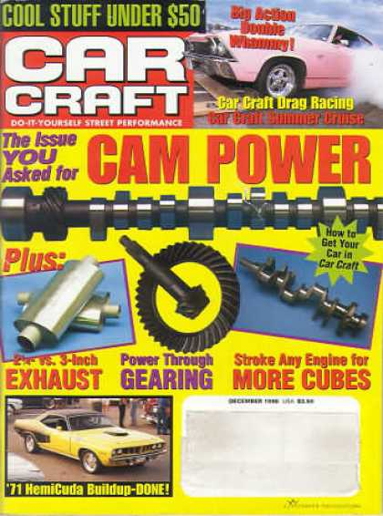 Car Craft - December 1998