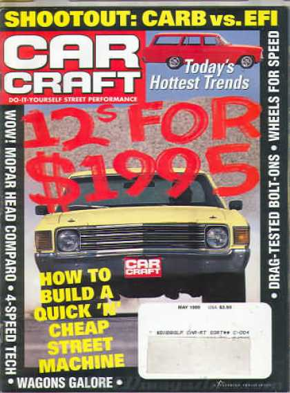 Car Craft - May 1999